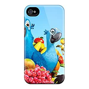 Todd CC Scratch-free Phone Case For Iphone 5c- Retail Packaging - Valentine Fairy