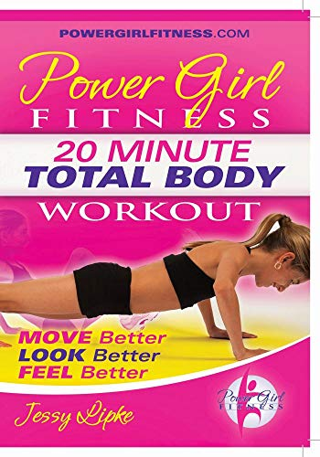 Power Girl Fitness - 20 Minute Total Body Workout for Girls DVD