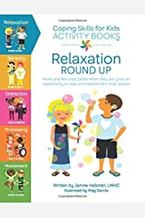 Coping Skills for Kids Activity Books: Relaxation Round Up Paperback