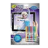 Crayola Colour Alive-Frozen