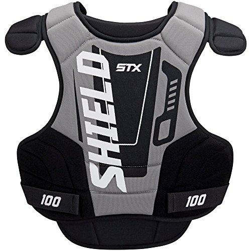 STX Shield 100 Lacrosse Goalie Chest Protector - M by STX (Image #1)