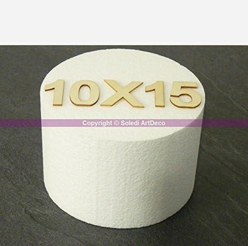 SeniorMar 5 Rouleaux//Set 58MM Imprimable Papier Autocollant Papier Thermique Direct Portable imprimante de Poche