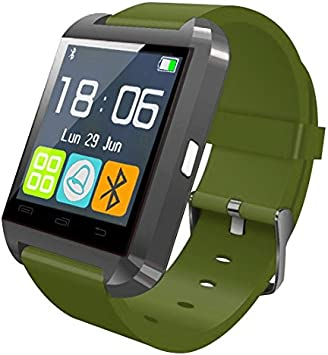 Airwatch AW-032/K – Reloj Inteligente para Smartphone Verde ...