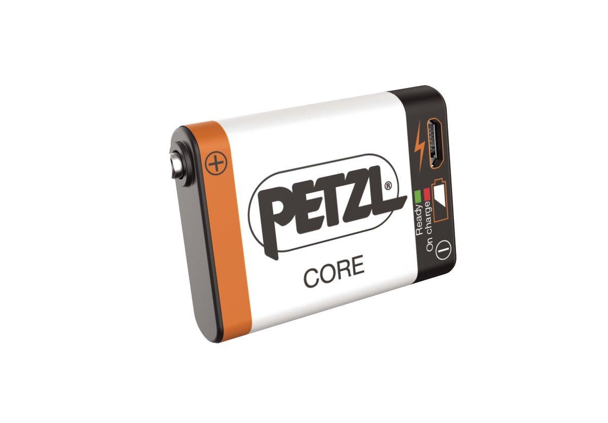 Petzl E99ACA, Batería Recargable Compatible con Linterna Hybird Petzl, Blanco