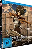 Attack on Titan - Vol.2 [Limited Edition] (inklusive Aufnäher) [Blu-ray]