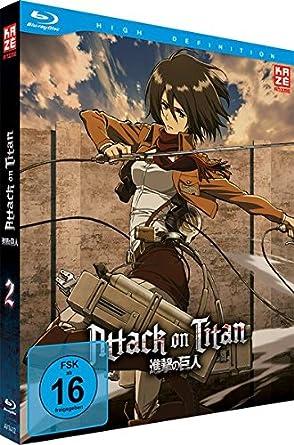 Attack On Titan Vol 2 Ep 8 13 Alemania