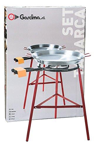 Paella Pan Burner Stand Set product image