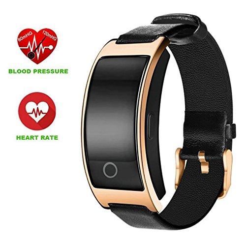 LL-Armband-Blutdruck-Uhr-Blut-Sauerstoff-Pulsmesser-intelligentes Armband-Pedometer IP67 wasserdichtes Smartband