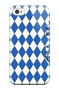 New Video Games Blue Touhou Dress Blue Cirno Shortmonochrome Photoshop Tpu Case Cover, Anti-scratch VQxwGHN7958TZXar Phone Case For Iphone 4/4s