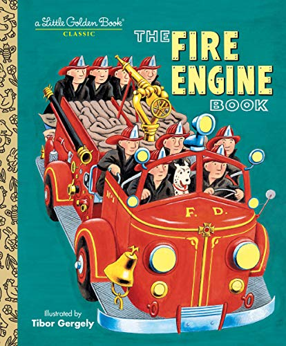 The Fire Engine Book (Little Golden Book) ()