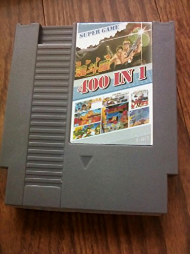 Cool 400 In 1 DIY 72 pins 8 bit Game for NES with game Contra Spider Man Final Fight 2 Golden Axe Home Alone 2 (Final Ds Fight Nintendo)