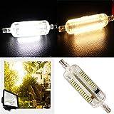 corn burner - R7S LED Bulb 8W 78MM SMD 3014 108 Pure White/Warm White Corn light Lamp 220V-240 ( Warm White )
