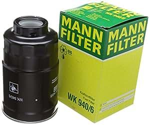 """Mann-Filter WK 940/6 Filtro de Combustible """"descontinuado por el fabricante"""""""