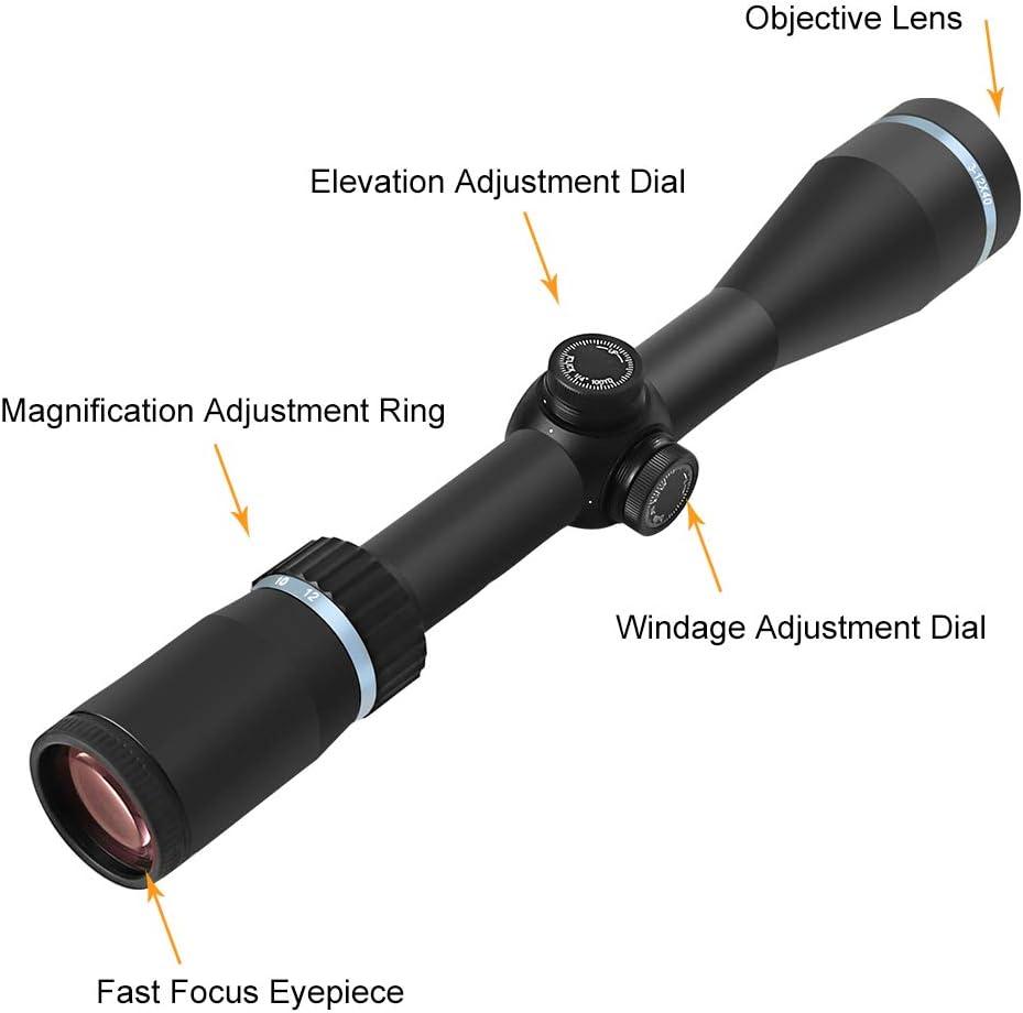 Nikon Prostaff P3 Shotgun BDC 200 Riflescope