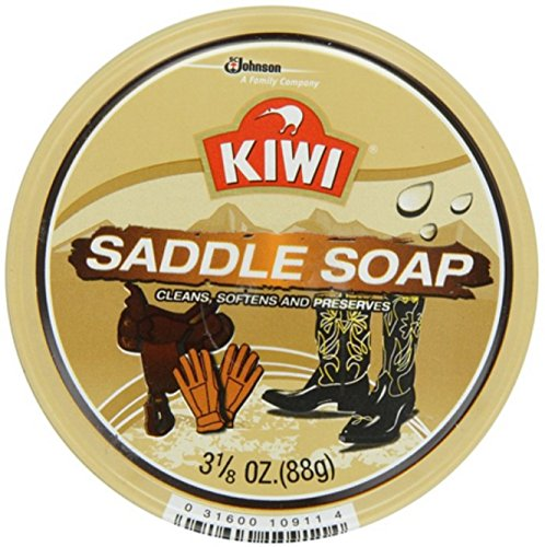 KIWI Saddle Soap 3 1/8 (Boot Soap)