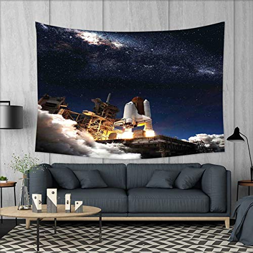 galaxy tapestry wall hanging 3d