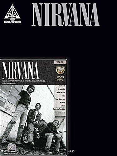 Nirvana Guitar Pack: Includes Nirvana Guitar Tab Book and Nirvana Guitar Play-Along -