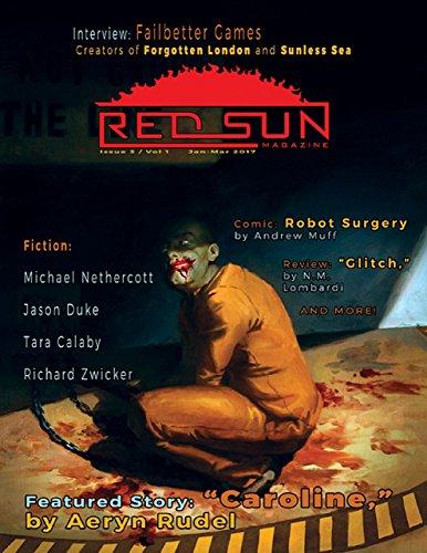Red Sun Magazine Issue 3 Volume 1