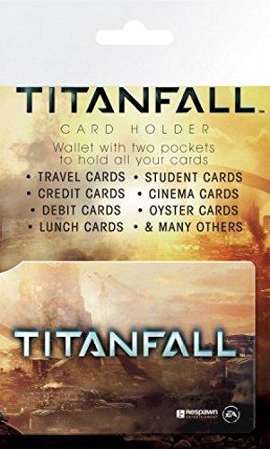 Titanfall Creditcardhouders Verrassingssticker Titan Set en 10x7 1art1 Cm 1x 5gHBB