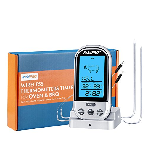 Thermometer RISEPRO Temperature Stainless ET925