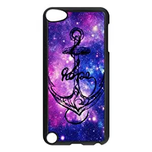 Sailor Anchor Protective Hard PC Back Fits Cover Case for iPod Touch 5, 5G (5th Generation)