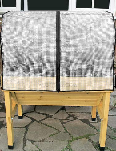Compact VegTrug8482; Frame and Greenhouse Cover