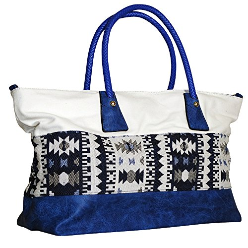 Chapeau-tendanceChapeau-tendance - Bolso al hombro para hombre Azul azul