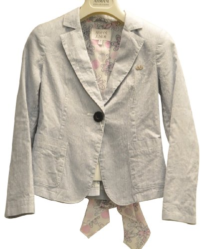 Armani Junior Casual Pants - 1