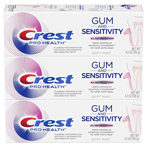 Crest Pro Health Sensitivity Toothpaste Protection product image