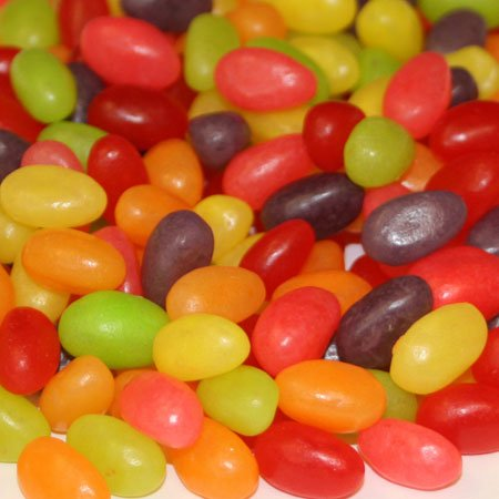 American Jelly - American Medley Jelly Bean Mix, 5 lb
