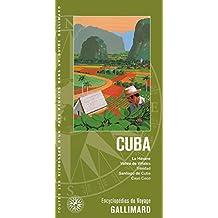 CUBA (LA HAVANE, VALLÉE DE VINALES, TRINIDAD, SANTIAGO DE CUBA)