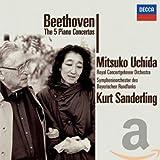 Piano Concertos 1-5  (The Concertos) [3
