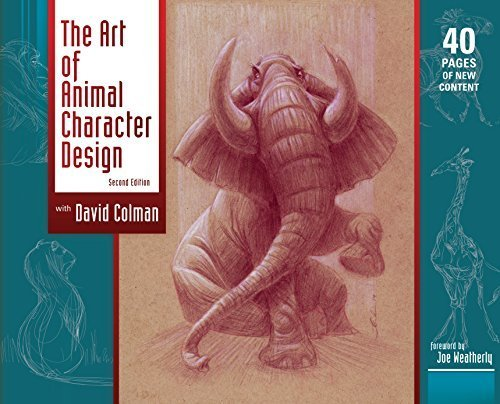 The Art Of Animal Character Design Second Edition David