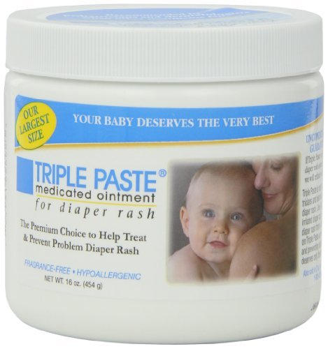 Triple Paste Medicated Ointment for Diaper Rash, 48 Ounces from Triple Paste