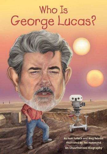 Who Is George Lucas? - Book  of the Who Was/Is...?