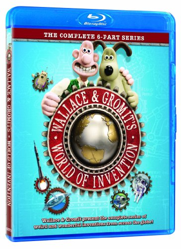 Wallace And Gromit: World of Invention (Blu-ray)