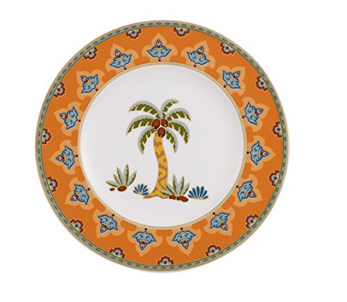 Villeroy & Boch Samarkand Mandarin Bread and Butter Plate, Multi-Colour ()