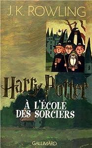 """Afficher """"Harry Potter. n° 1 Harry Potter à l'école des sorciers"""""""