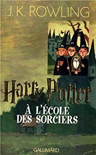 [Harry Potter] : [1] : Harry Potter à l'école des sorciers, Rowling, J.K.