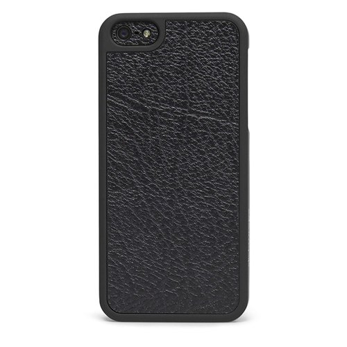 Slickwraps Natural Leather Series the Case for iPhone 5c - PigSkin - Carrying Case - Retail Packaging - PigSkin