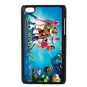 Customize ipod Touch 4 Cartoon Scooby Doo Case JNIPOD4-1338Kimberly Kurzendoerfer
