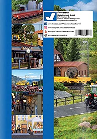 NEU Viessmann 8999 Gesamtkatalog 2019//2020//2021 deutsch