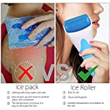 Ice Roller, Teenitor Face Massager For Face & Eye