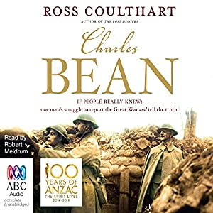 Charles Bean Audiobook