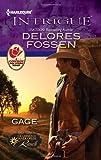 Gage, Delores Fossen, 0373696329