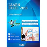 Simon Sez IT Learn Microsoft Excel 2016 Training Course - Beginner and Intermediate Level