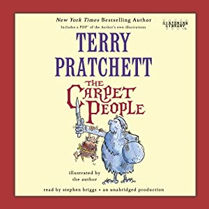 The Carpet People Audiobook