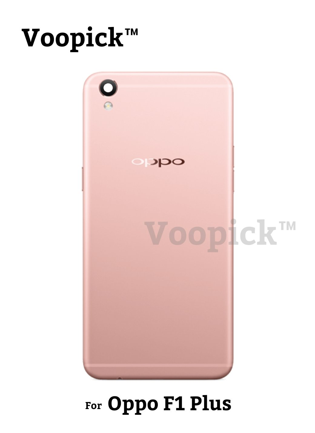 Voopick Oppo F1 Plus Battery Door Back Panel Electronics