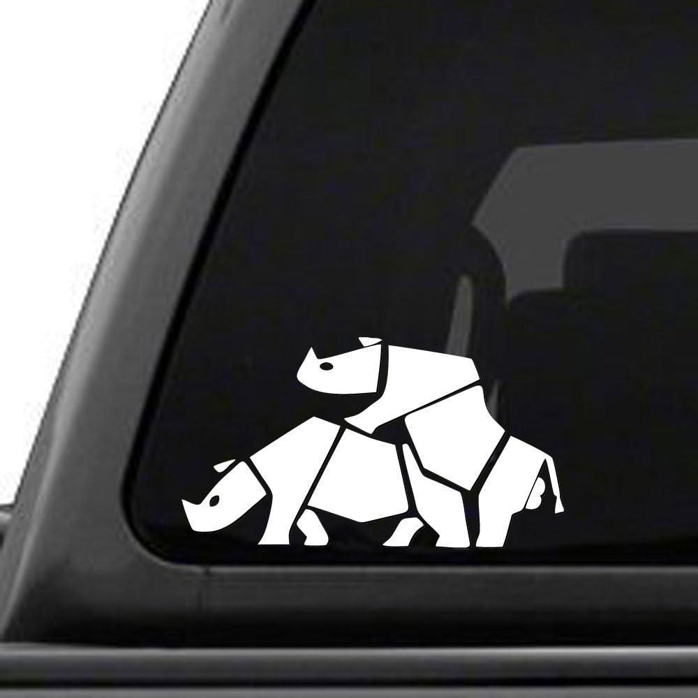 decal animal 3 vinyl car sticker window oracal 651