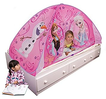 Playhut Frozen Bed Tent  sc 1 st  Amazon.com & Amazon.com: Playhut Frozen Bed Tent: Toys u0026 Games